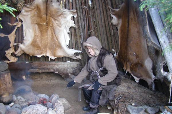 Kiviaja naine Karjalast